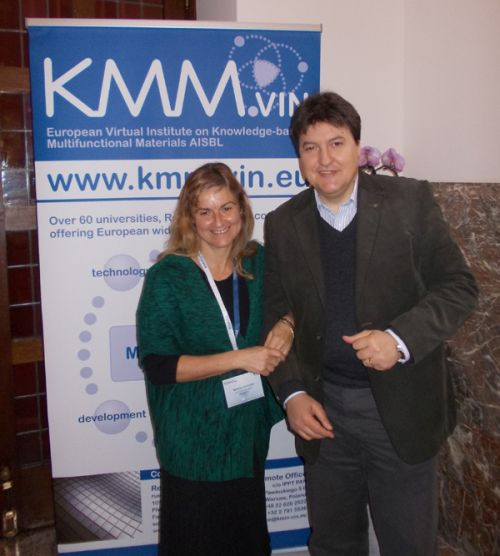 "Zum Artikel ""KMM-VIN GA Meeting in Brüssel"""