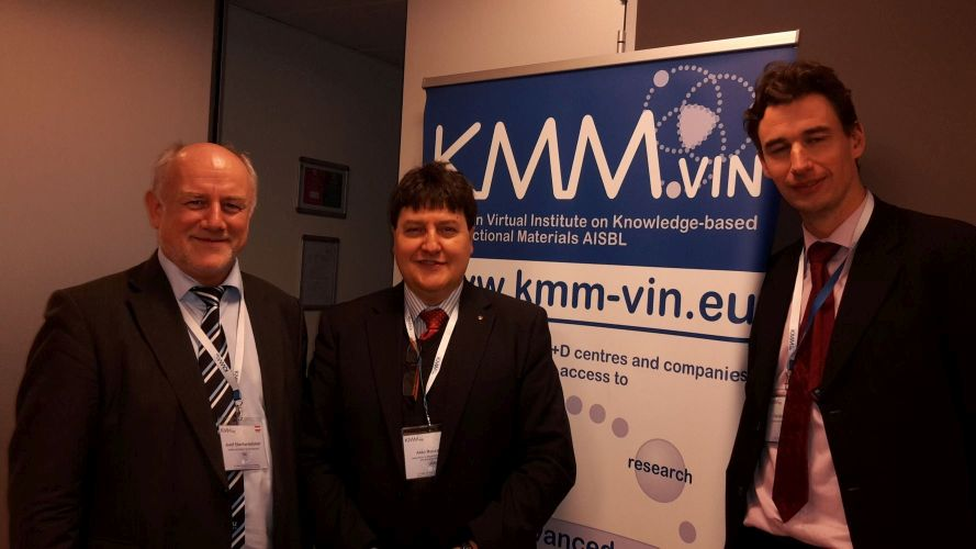 "Zum Artikel ""KMM-VIN Meeting in Brüssel"""