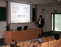 "Zum Artikel ""Prof. Boccaccini beim Materials Weekend in Warschau"""