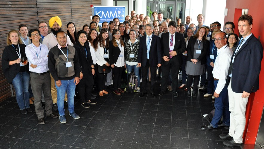 "Zum Artikel ""Internationaler Workshop ""Biomaterials: Key Technologies for Better Healthcare"" in Erlangen"""