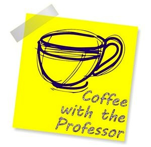 Coffee with the Professor - logo