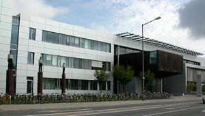Dritter Standort des Lehrstuhl im ZMPT in der Henkestraße