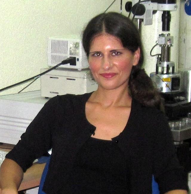 Dr. Katerina Aifantis