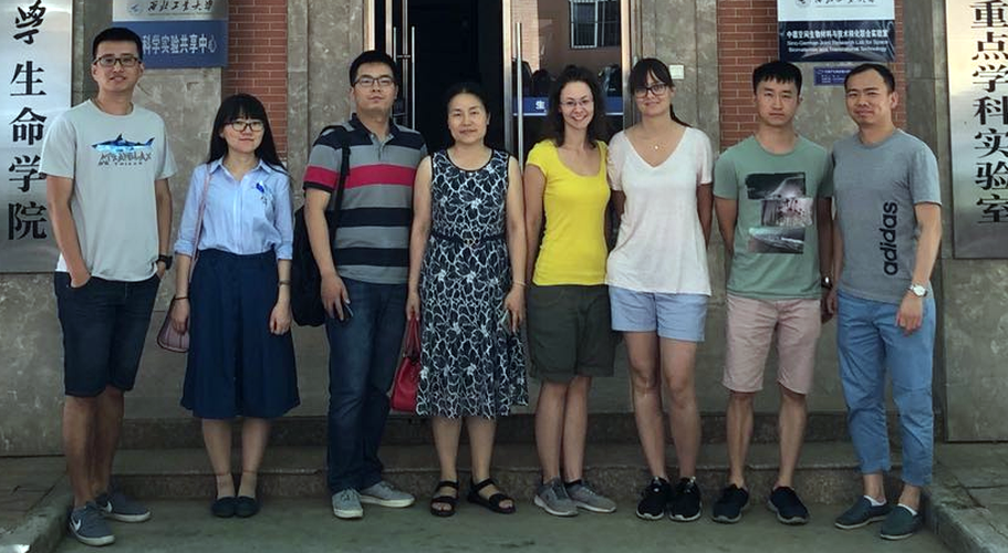 "Zum Artikel ""Besuch an der Northwestern Polytechnical University, Xi'an, China"""