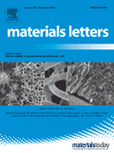 "Zum Artikel ""Sonderausgabe ""Vitrification and Geopolymerization of Industrial Wastes"", veröffentlicht in Materials Letters"""