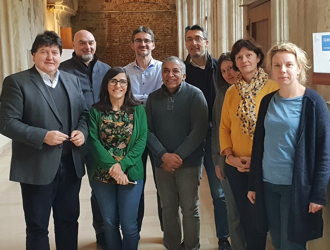 "Zum Artikel ""Treffen des Rates der European Society for Biomaterials (ESB) in Ghent"""