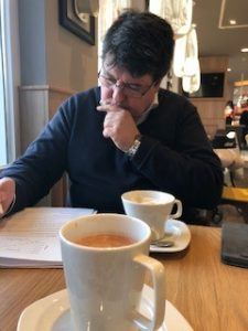 Coffee with the Professor Aldo Boccaccini